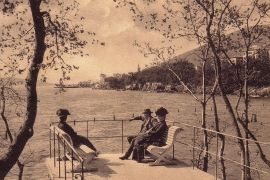 Early 20th century Opatija Riviera